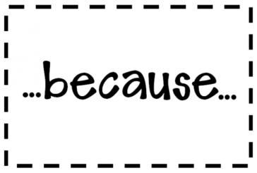 Los españoles son capaces de escribir 'because' de 237 formas incorrectas
