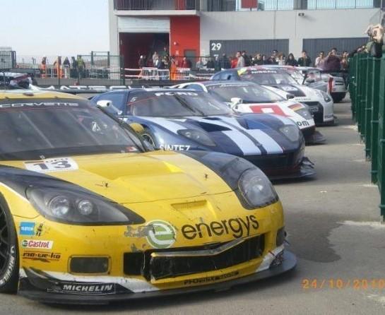 El Circuito de Los Arcos perdió 3,7 millones de euros en 2012