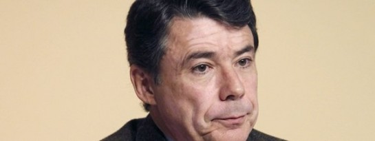 Ignacio González dejó la secretaría general del PP de Madrid hace un mes, aunque se ha sabido ahora
