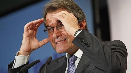 """Mas avisa a Rajoy: Lo que está en juego no es """"un cambio de cromos"""""""