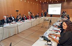 Andorra sustituye a Navarra en la presidencia de la CTP