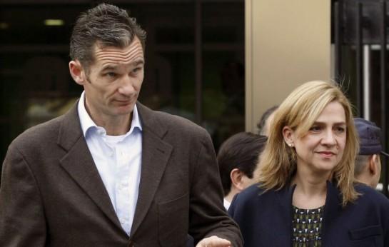 El juez Castro mantiene su intención de imputar a la infanta Cristina