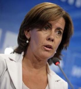 Barcina confirma su marcha de la política y anuncia un congreso extraordinario para revitalizar UPN