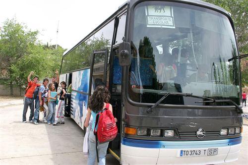 Tráfico incrementa la vigilancia sobre el transporte escolar