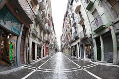 calle pamplona