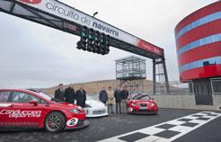 Los Arcos Motorsport, arrendataria del Circuito de Navarra en Los Arcos