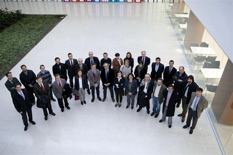 Veinte empresas de la construcción asisten a un encuentro en la UN