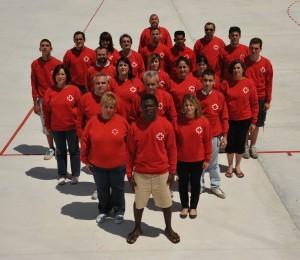 Cruz Roja Navarra traslada tres personas a servicios de urgencias