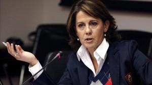 """Barcina: """"Hay muchísimas posibilidades de elecciones en Navarra en mayo"""""""