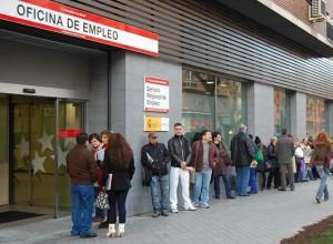 El Paro sube en enero en 113.097 personas hasta alcanzar los 4.814.435 desempleados