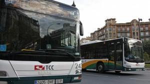 Horario del Transporte Urbano para Navidad durante la huelga
