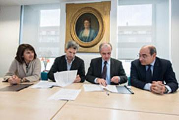 El Gobierno de Navarra firma convenio de colaboración con el País Vasco