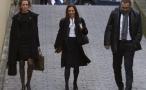 Los Inspectores de Hacienda exculpan a la infanta Cristina ante el Juez Castro