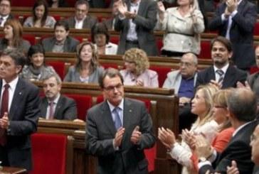 La Generalitat no podrá pedir que se vote en la consulta del 9-N