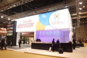 El 'stand' de Navarra abrirá mañana sus puertas en Fitur con una amplia promoción gastronómica