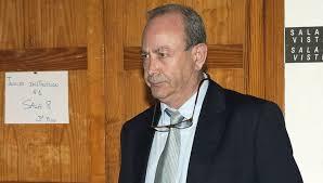 Juez José Castro.