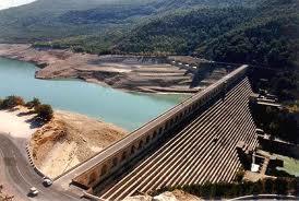 Las obras del recrecimiento del pantano de Yesa se retrasan hasta finales de 2016