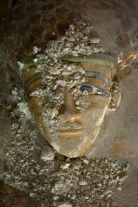 Nuevo hallazgo de un sarcófago intacto de 3.600 años en Luxor por arqueólogos españoles