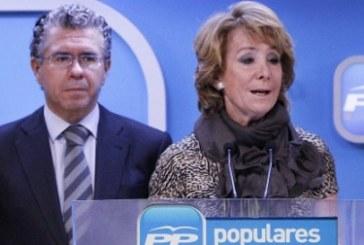 La operación Púnica golpea duro al PP de Madrid