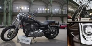 La moto del papa obtiene 210.000 euros en la subasta