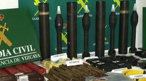Los verificadores internacionales anuncian hoy en Bilbao que ETA inicia un proceso de desarme