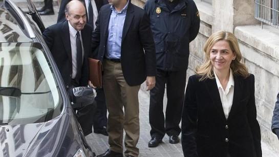 Miquel Roca, sobre el futuro de la Infanta: 'No contemplo otra posibilidad más que su exoneración'