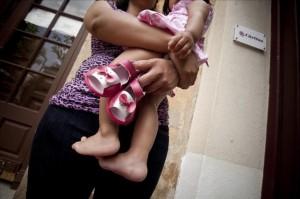 España tiene la mayor pobreza infantil de la UE después de Rumanía