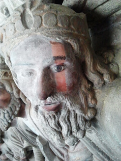Restauración del pórtico de la Catedral de Santiago