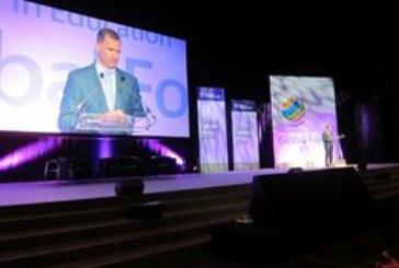 Para el Príncipe Felipe la «transformación de la educación» pasa por las nuevas tecnologías