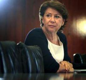 """La Juez Alaya impone una fianza de 29,5 millones de euros a Magdalena Álvarez por el """"caso ERE"""""""