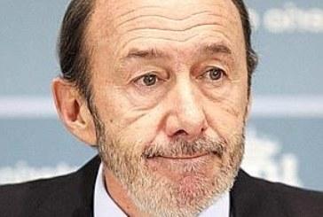 Rubalcaba: «Hoy se consolida el lugar que Suárez ocupará en la historia»