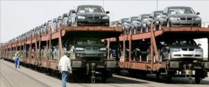 Sube un 12% la matriculación de coches en el primer trimestre del año