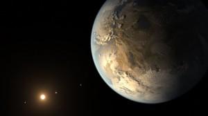 La NASA confirma el hallazgo de Kepler, un planeta gemelo a la Tierra a 500 millones de años luz