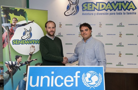El 22 de junio se celebrará el Día de UNICEF en Sendaviva