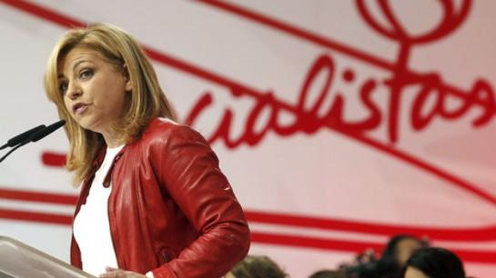 Valenciano defiende que el PSOE construye igualdad y el PP la destruye