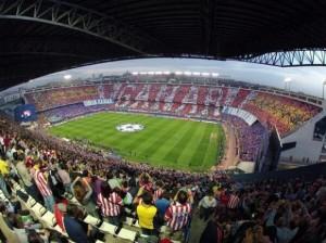 El Atlético, 40 años después, jugará las semifinales de la Champions League tras eliminar al Barça