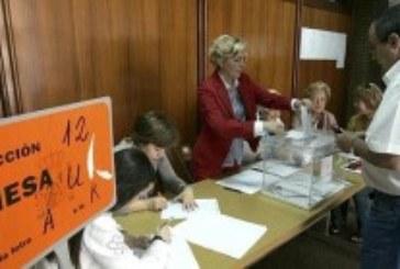El 28 de mayo se sortean los miembros de las mesas electorales en Pamplona entre 146.434 ciudadanos