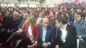 El PSOE 'desempolva' a Rodríguez Zapatero para hacer campaña electoral con cinco mítines