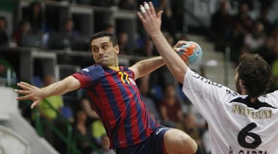 Barça y Granollers jugarán la final de la Copa del Rey en Pamplona tras apear al Anaitasuna y al Huesca