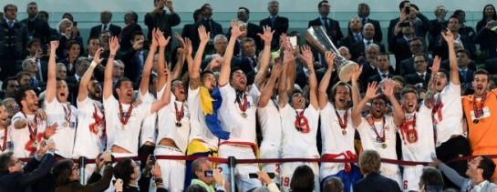 El Sevilla se proclama campeón de la Liga Europa al vencer al Benfica en la tanda de penaltis tras el 0-0