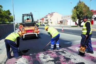 Más de 400.000 euros invertirá el ayuntamiento para reparaciones en más de 40 calles de Pamplona
