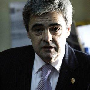 El alcalde de Garínoain, Javier Echarri (DNE), agradece a la Guardia Civil su intervención para erradicar el cultivo de sustancias estupefacientes