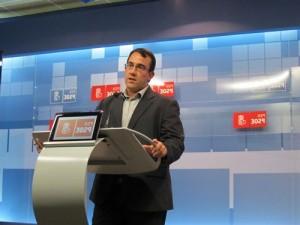 Javier Remírez, PSN