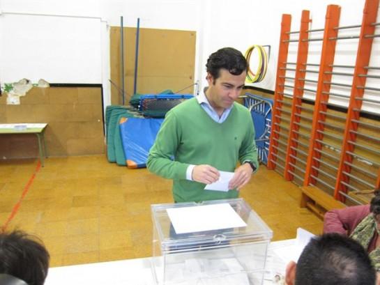 """Zalba (PP) dice que votar en las europeas es votar a """"nuestra vida"""""""