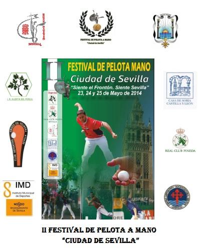 El hogar navarro en Sevilla ofrece este viernes una conferencia sobre la historia de la pelota