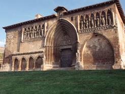 El Gobierno de Navarra restaurará las cubiertas de la iglesia del Santo Sepulcro de Estella con 275.000 €