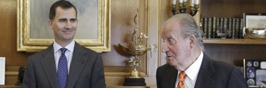 Don Felipe de Borbón, el Príncipe mejor preparado de la historia de España, será Felipe VI