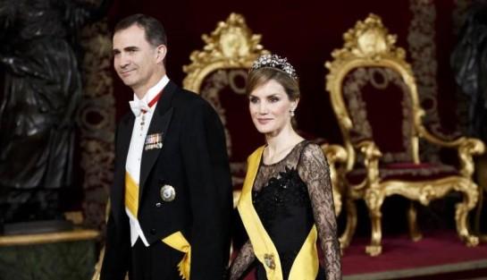 Felipe VI ofrecerá una recepción para 2.000 invitados tras su proclamación como rey el jueves 19 de junio
