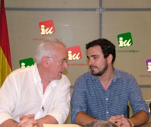 """Cayo Lara arremete contra Podemos: """"No querían unidad popular, querían la absorción de IU"""""""