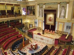 Congreso diputados coronacion Felipe VI